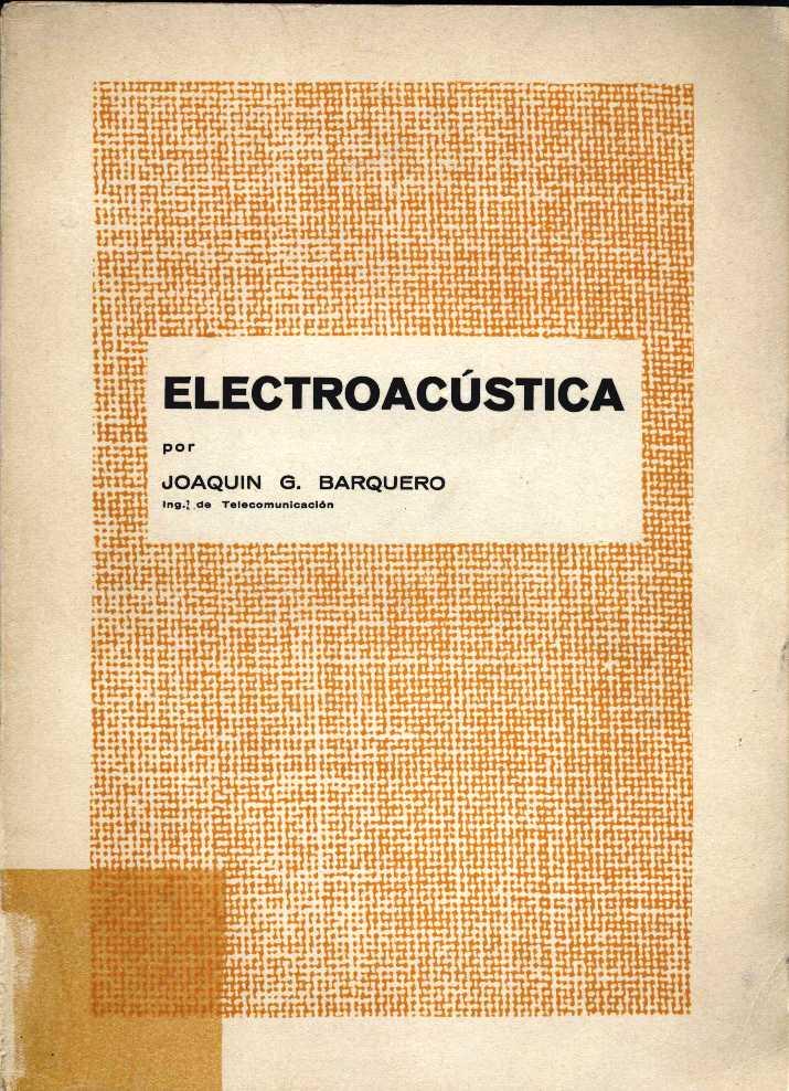 Electrotecnia  (1959) / Joaquin Gómez Barquero