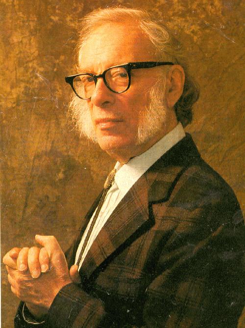 Isaac Asimov (1920-1922)